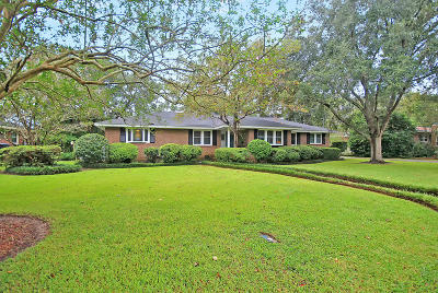 Charleston Single Family Home Contingent: 1053 Northbridge Drive