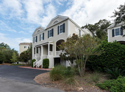Seabrook Island Attached For Sale: 3038 High Hammock Road