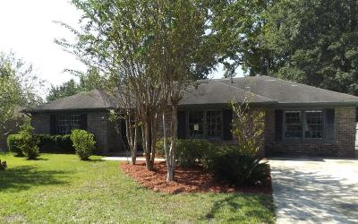 Ladson Single Family Home Contingent: 210 Mildred Lane
