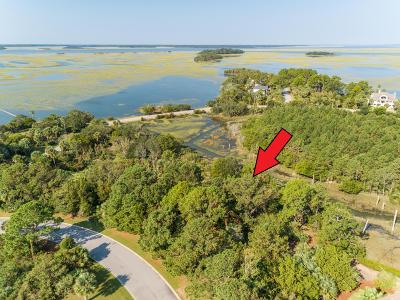 Seabrook Island Residential Lots & Land For Sale: 1207 N Jenkins Lagoon Drive