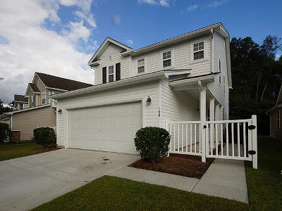 Ladson Single Family Home For Sale: 198 Chemistry Circle