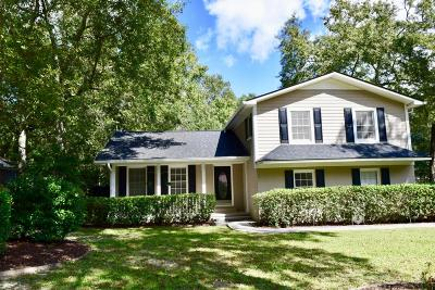 Hanahan Single Family Home For Sale: 8 Lombardi Lane