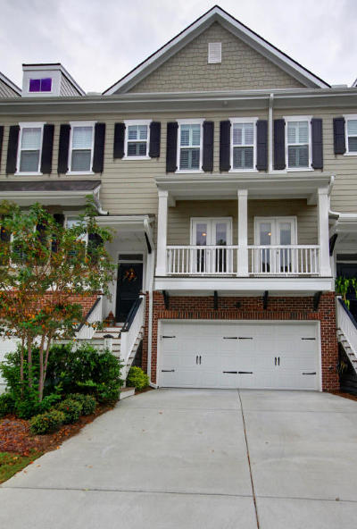 Mount Pleasant Attached For Sale: 1916 Carolina Towne Court