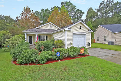 Ladson Single Family Home Contingent: 148 Two Pond Loop