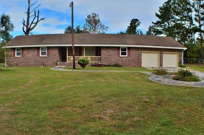 Johns Island Single Family Home Contingent: 2958 Old Pond Road