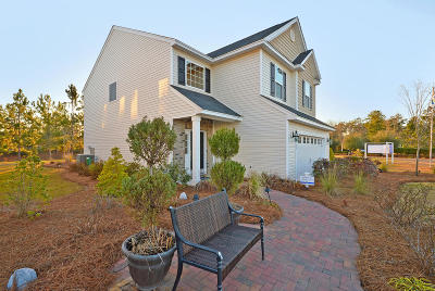 Moncks Corner Single Family Home For Sale: 218 Lazy River Lane