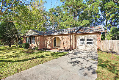 Goose Creek Single Family Home For Sale: 133 Azalea Rd