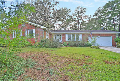 Single Family Home Contingent: 8045 Nantuckett Avenue