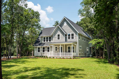 Charleston Single Family Home For Sale: 206 Ashmont Drive