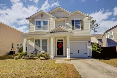 Moncks Corner Single Family Home For Sale: 238 Oglethorpe Circle