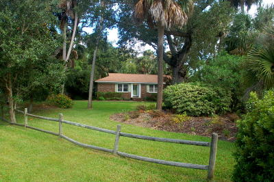 Isle Of Palms Single Family Home For Sale: 16 29th Avenue
