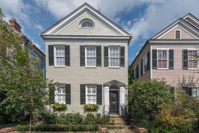 Charleston SC Single Family Home For Sale: $2,290,000