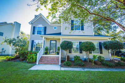 Charleston SC Single Family Home Contingent: $389,000