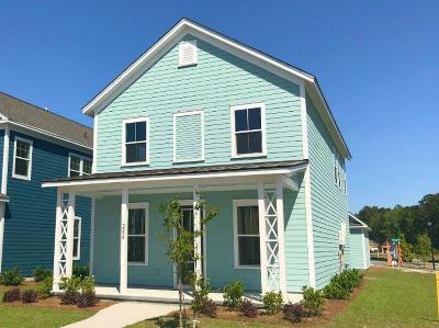 Johns Island Single Family Home For Sale: 3056 Sweetleaf Lane