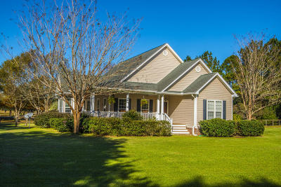 Single Family Home For Sale: 4681 Wilson Road