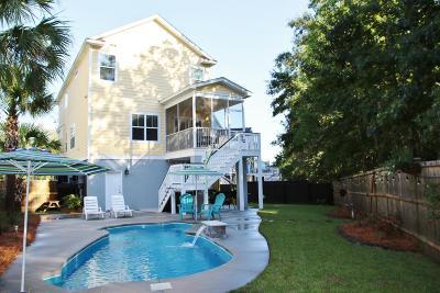 Charleston Single Family Home For Sale: 459 Sanders Farm Lane