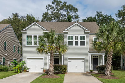 Charleston County Attached For Sale: 1632 Saint Johns Parrish Way