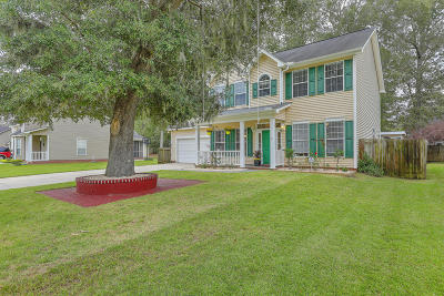 North Charleston Single Family Home For Sale: 169 Hainsworth Drive