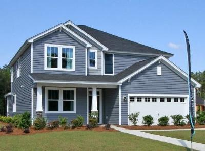 Moncks Corner Single Family Home For Sale: 3090 Man O War Lane