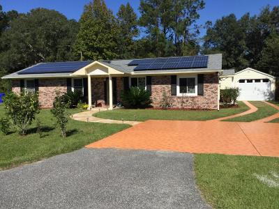 Charleston Single Family Home For Sale: 2984 Marginal Road