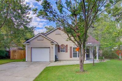 North Charleston Single Family Home For Sale: 8425 Battle Forest Drive