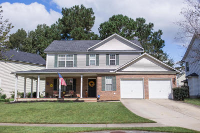 Goose Creek Single Family Home For Sale: 133 Guildford Drive