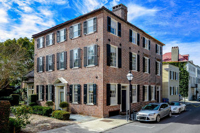 Charleston Attached For Sale: 41 Tradd Street