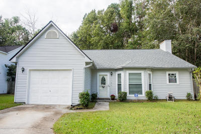 Charleston Single Family Home For Sale: 1728 S Nicole Place