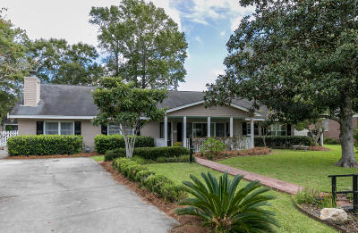 Charleston Single Family Home For Sale: 324 Parkwood Estates Drive