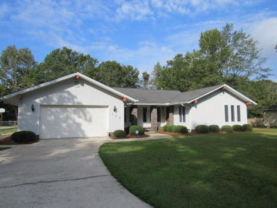 Moncks Corner Single Family Home For Sale: 106 Dehay Street