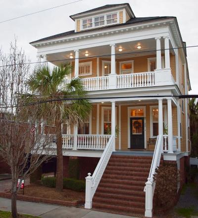Charleston SC Single Family Home For Sale: $1,639,000