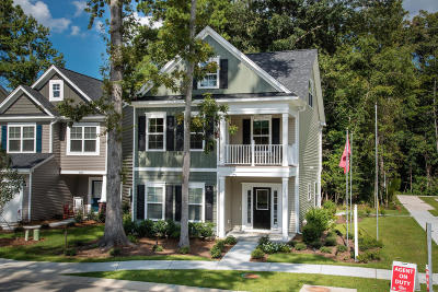 Charleston Single Family Home For Sale: 1880 Ardeer Drive