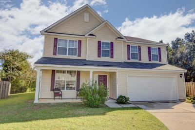 Summerville Single Family Home For Sale: 1238 Cosmos Road
