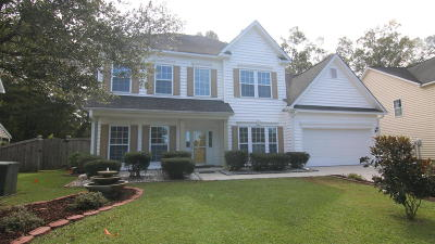 Wescott Plantation Single Family Home For Sale: 5203 Stonewall Drive