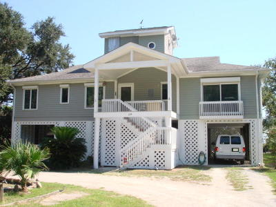 Edisto Island Single Family Home For Sale: 1195 Frampton Inlet Road