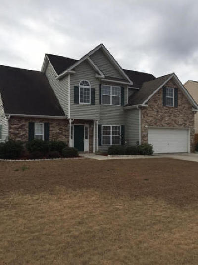 Summerville Single Family Home For Sale: 239 Pemberly Boulevard