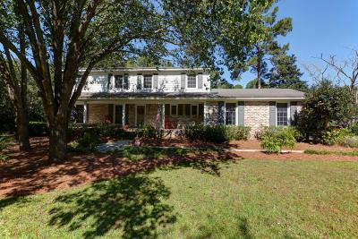 Summerville Single Family Home For Sale: 117 E Walker Drive