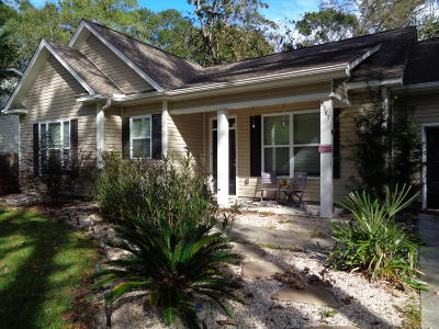 Johns Island Single Family Home For Sale: 3387 Walter Drive