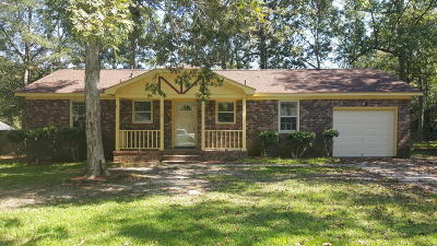 Summerville Single Family Home For Sale: 163 Braly Drive