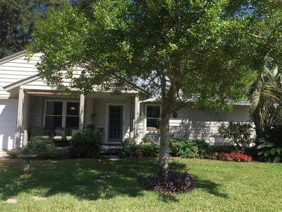 Charleston SC Single Family Home Contingent: $295,000