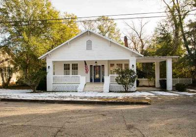 Walterboro Single Family Home For Sale: 108 Bellinger Street