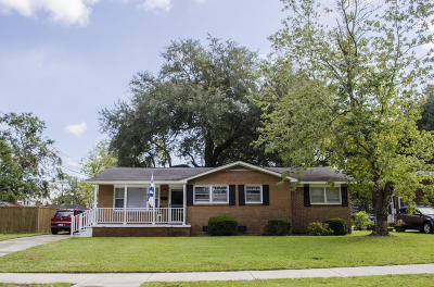 North Charleston Single Family Home For Sale: 5180 Monterey Street