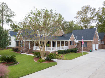 North Charleston Single Family Home For Sale: 5536 Indigo Fields Boulevard
