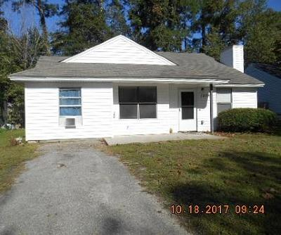 Ladson Single Family Home Contingent: 1278 Maryland Drive