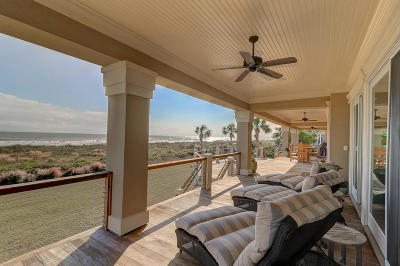 Isle Of Palms Single Family Home For Sale: 2 50th Avenue