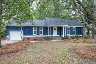 Summerville Single Family Home For Sale: 100 Chessington Circle