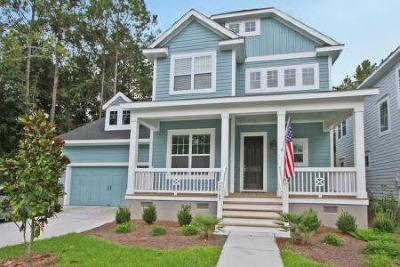 Mount Pleasant SC Single Family Home For Sale: $539,999