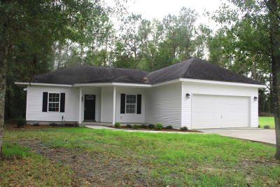 Moncks Corner Single Family Home For Sale: 127 Kitfield Road