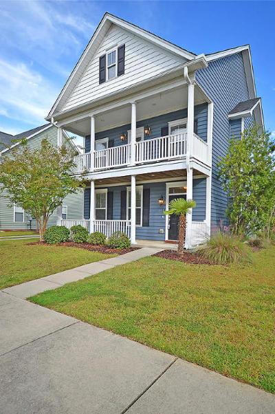 Summerville Single Family Home For Sale: 118 Pavilion St