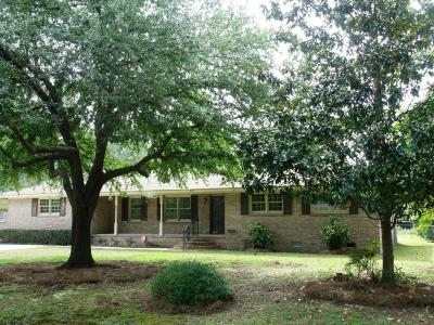 Walterboro Single Family Home For Sale: 307 Otis Road